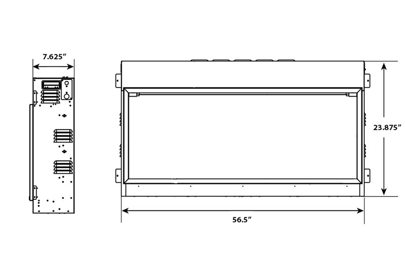 lineart dimensions